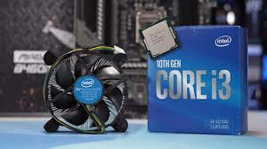 Intel Core i3-10100F 4.3GHz BOX