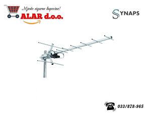 Antena Loga UHF 10 elemenata, Aluminij, 13dB AHD-310