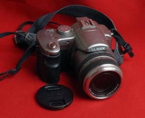 Panasonic Lumix DMC FZ30