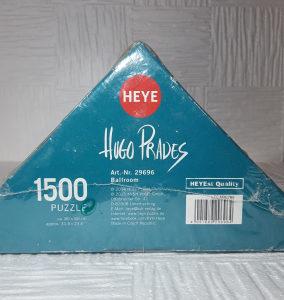 HEYE Puzzle 1500 BALLROOM *NOVO*