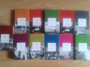 11 knjiga samo DANAS 25 KM + PTT