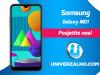 Samsung Galaxy M01 32GB (3GB RAM)