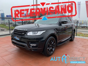 Land Rover Range Rover Sport 3.0 HSE DYNAMIC EXCLUSIVE