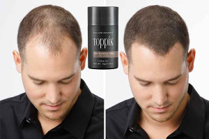 Toppik fiber Vlakna  za prorijeđenu kosu