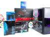 Gaming PC Aquarius 14; i3-10100F; RX 570; SSD; 8GB