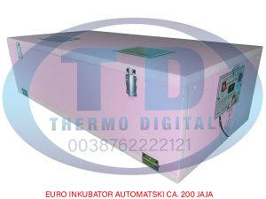 EURO Automatski Inkubator 200 jaja Thermo Digital