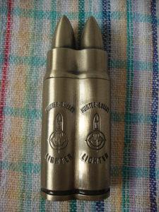 Lovački upaljač metak Hunter bullet lighter