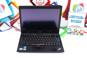 Laptop Lenovo X220 Tablet; i7-2620m; 320GB HDD; 4GB