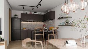 AREA/ Stan/ Novogradnja/ Skenderija/ Centar/ 47 - 74 m2