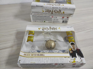 Harry Potter Golden Snitch Heliball, Flying Snitch