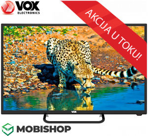 "VOX LED 32"" TELEVIZOR SMART ANDROID 32ADS314M"