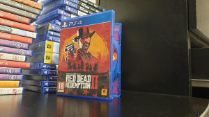 Red Dead Redemption 2 (PS4 - Playstation 4)