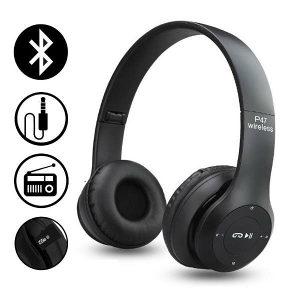 Slusalice bezicne P47 Bluetooth Wireless 4.1 FM/pozovi