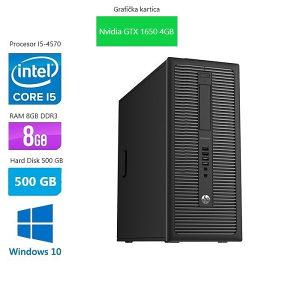 Gaming racunar GTX 1650 4GB/ i5 4570/8GB/500GB