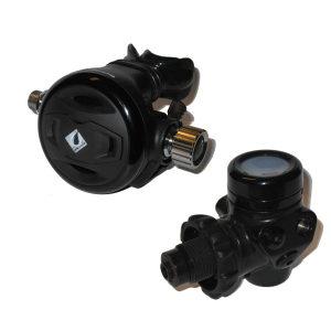 REGULATOR IN WATER TECH-ONE BLACK OCTO PSG63