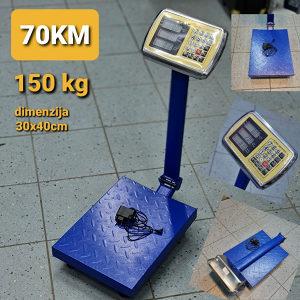 Preklopna digitalna vaga 150kg