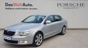 Škoda Superb 3.6 V6 DSG 4x4