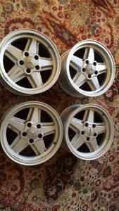 Penta Feluge Ronal 15 5x112 Mercedes 190 124 123 126