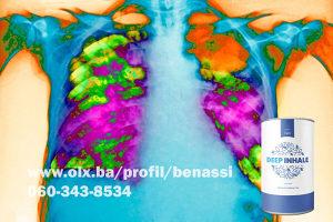 Deep Inhale - Za Zaštitu Pluća Od Infekcija I Toksina