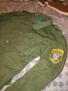 Ratna bluza vojne policije armije BiH