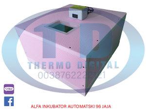 ALFA Automatski inkubator 96 jaja