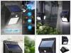 NOVI SOLARNI LED REFLEKTORI SA 20 LED DIODA