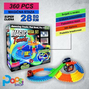 Igračka magična staza - 360 dijelova