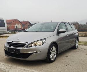 Peugeot 308 1.6hdi 2016gp extra stanje 065884321