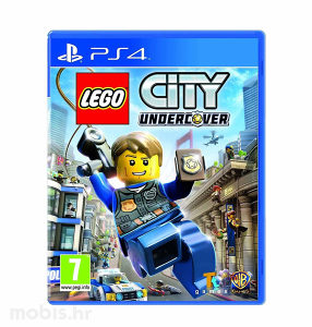 LEGO City Undercover PS4 Playstation 4 Vakum