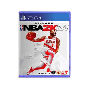 NBA2K21 NBA 2K 21 PS4 Playstation 4 vakum