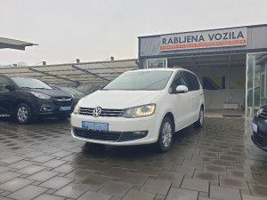 Volkswagen Sharan 2.0 TDI 4Motion