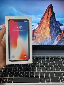 IPHONE X 64GB Novo Nekoristeno Pisana Garancija