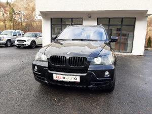 BMW X5 3.0d 211 KS 2007 g. (Panorama, 7 sjedišta)