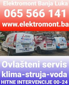 Servis klima uređaja i elektro servis Banja Luka