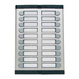 Tastatura 20 tipki bez mjesta za govorni dio 925/020, Urmet