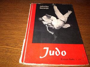 Judo Tehnika bacanja - Kazuzo Kudo 9.dan