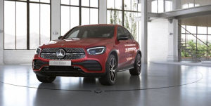Mercedes-Benz GLC 220 d 4MATIC Coupe