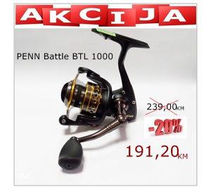 Mašinica za ribolov PENN Battle BTL 1000