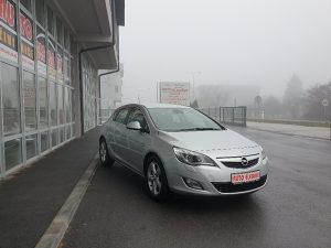 Opel Astra J 1.3 CDTI 70kW 2012 godiste **154.000km**