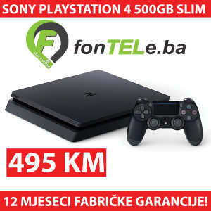 Sony PlayStation 4 500 GB Slim
