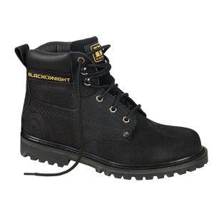 radne cipele Farmer crne