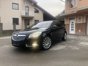 Opel Insignia uvezena i Reg
