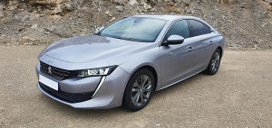 Peugeot 508 2.0 BlueHDI 163 KS Night Vision Modell 2020