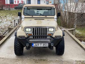 Jeep Wrangler YJ Sahara 1995 2.5 Registrovan