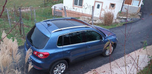 Volkswagen Tiguan 2.0 tdi Sport&Style R line10.2010 god