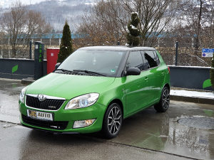 Škoda Fabia Monte Carlo Facelift Registrovan AKCIJA!