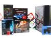 Gaming PC Iron 28; R3 3100; RX 560; 120GB SSD; 8GB DDR4