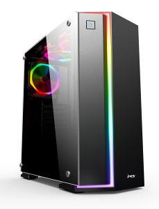 Metropolis RTX 3070 Dual OC 8GB: Ryzen 3600X 12x3.8-4.4GHz