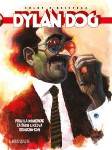 Dylan Dog Kolor 30 / LIBELLUS