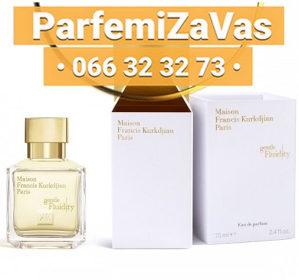 Maison Francis Kurkdjian Gentle Fluidity Gold 70ml EDP U 70 ml
